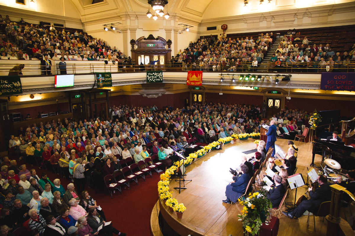 Daffodil Day 2016 – 'Psalms, Hymns & Spiritual Songs'