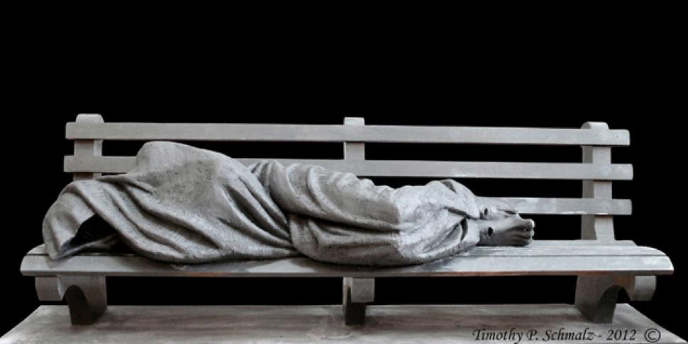 No Place for Homeless Jesus in Westminster