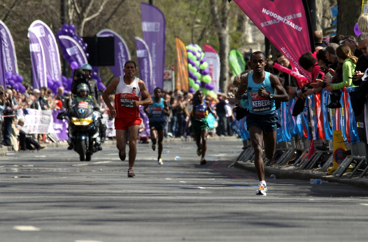 London Marathon – Sunday 24th April