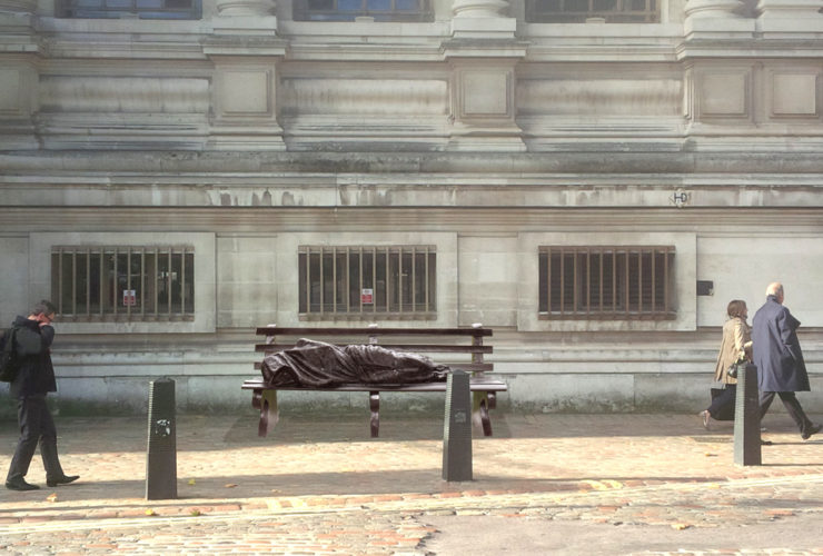 Homeless Jesus – Full Statement
