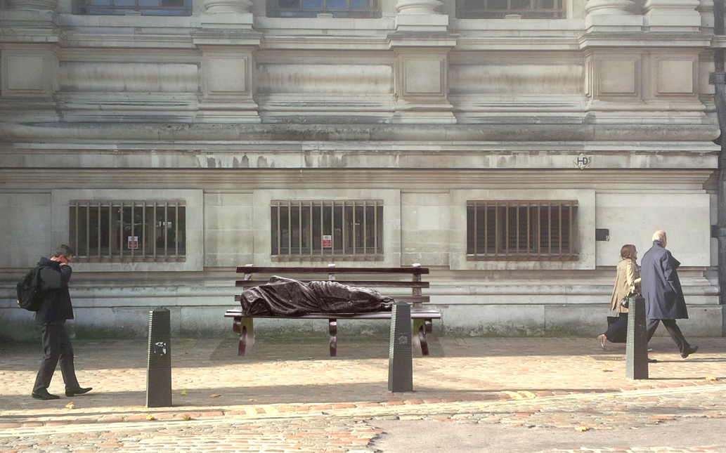 Homeless Jesus – Full Statement