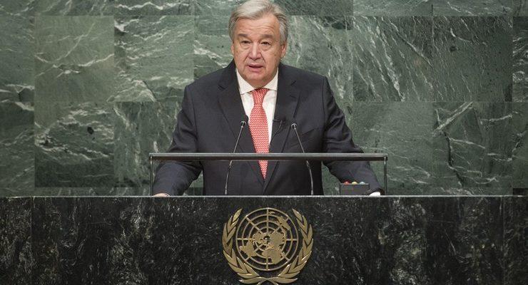 UN Secretary-General to speak at Methodist Central Hall