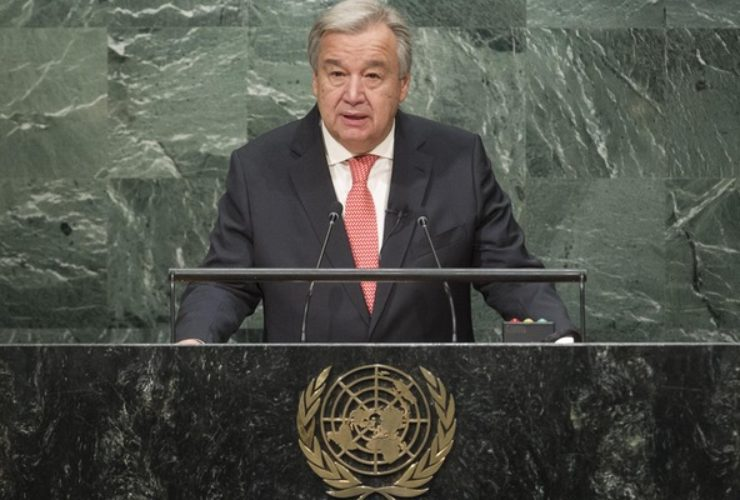 UN Secretary-General to speak at Methodist Central Hall