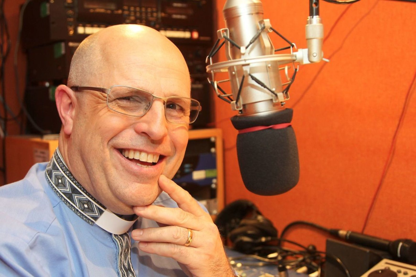 Revd Tony Miles nominated for Radio Award