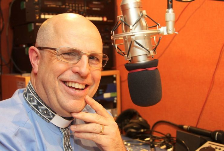 Revd Tony Miles nominated for Radio Award