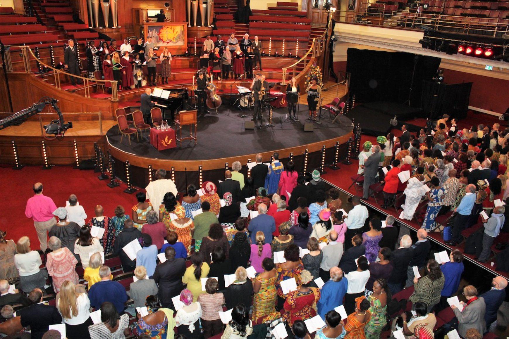 Songs of Praise! Sunday, 21st Jan 4.25pm