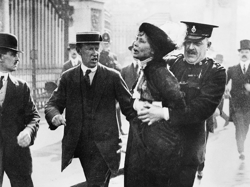 #Votes100 – Suffragette Movement and Methodist Central Hall