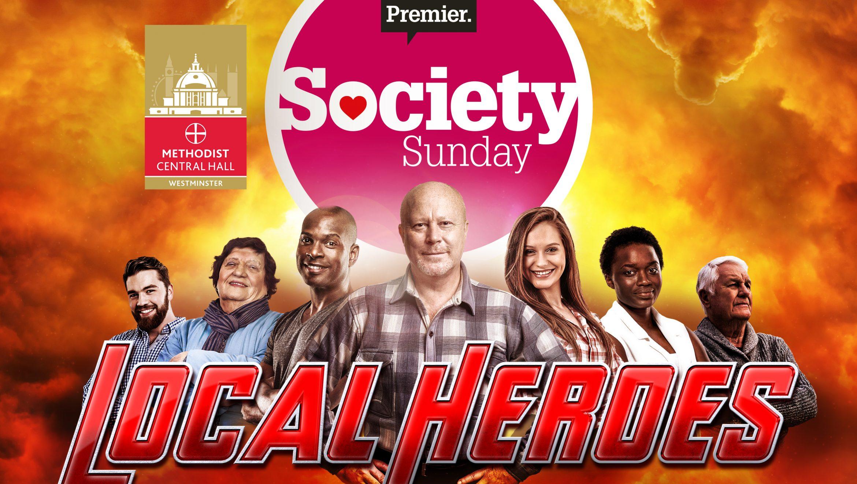 Society Sunday 2018