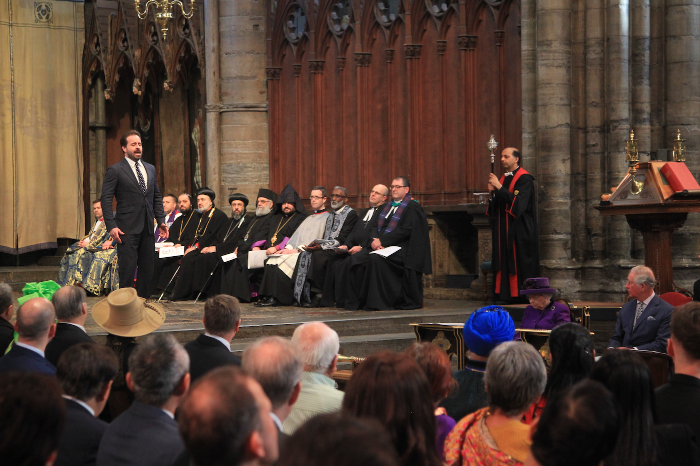 Methodist Central Hall Represented at Commonwealth Day