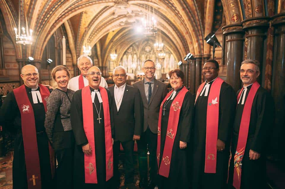 2020 Methodist Parliamentary Covenant Service