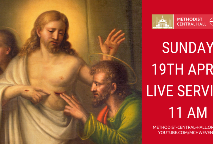 Sunday Morning Worship LIVE – 19th April 2020