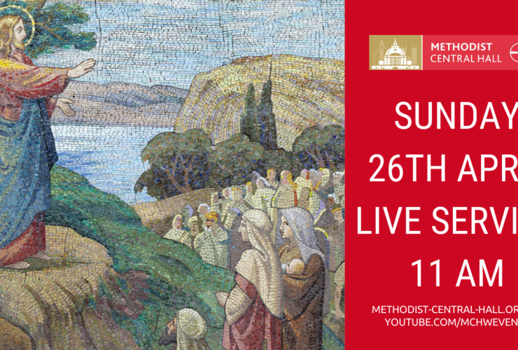 26th April 2020 – Sunday Morning Worship LIVE STREAM