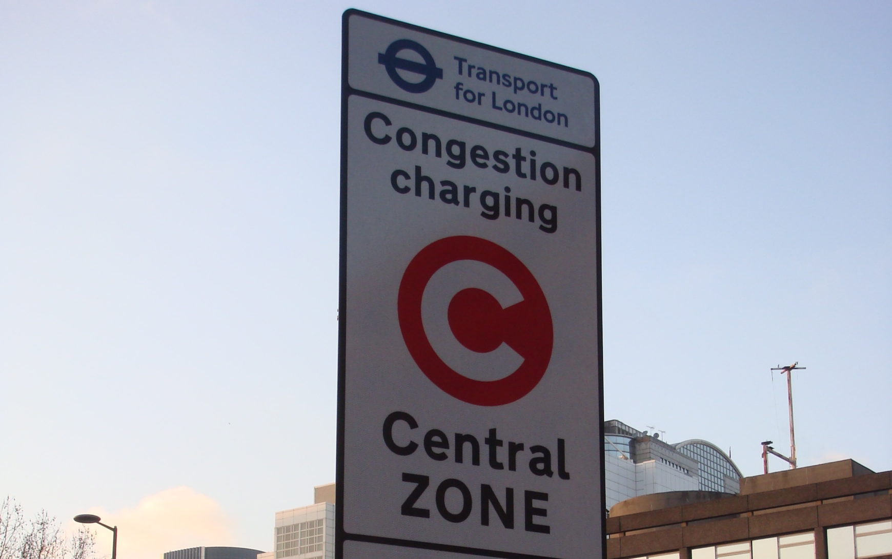 Congestion Charge Extension Discriminates Against Christians.