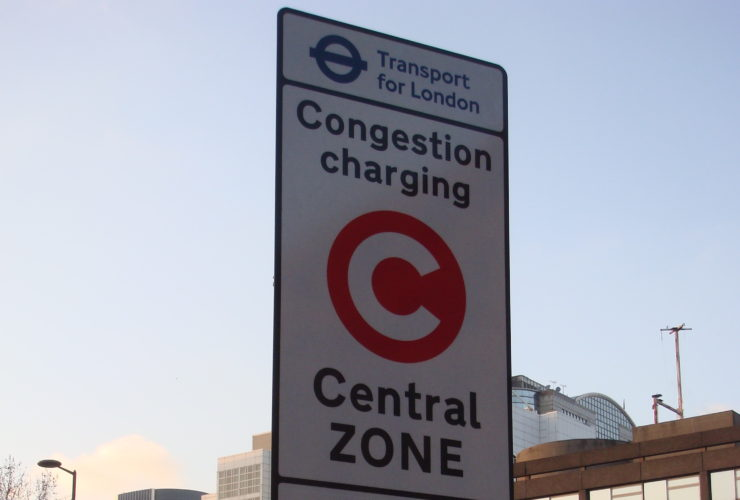 Congestion Charge Extension Discriminates Against Christians.