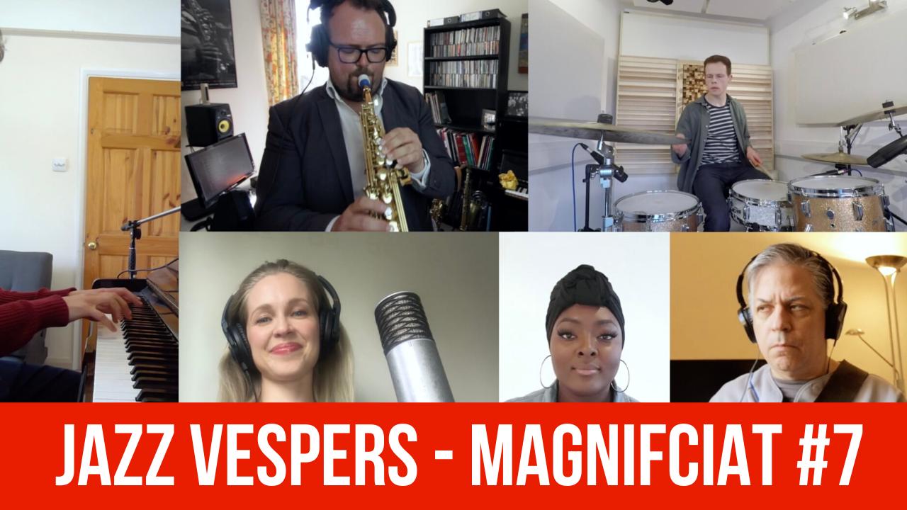 Jazz Vespers – Magnificat