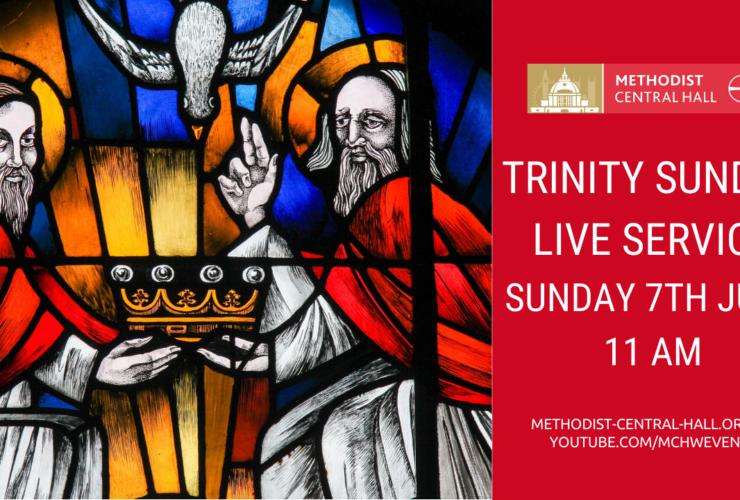 Trinity Sunday, 7th June 2020 LIVE STREAM SERVICE 11AM