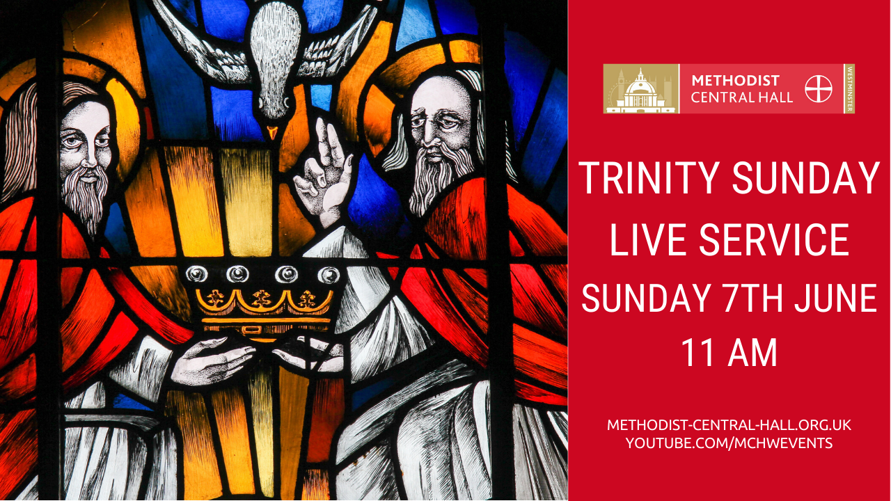 Trinity Sunday, 7th June 2020 LIVE STREAM SERVICE 11AM