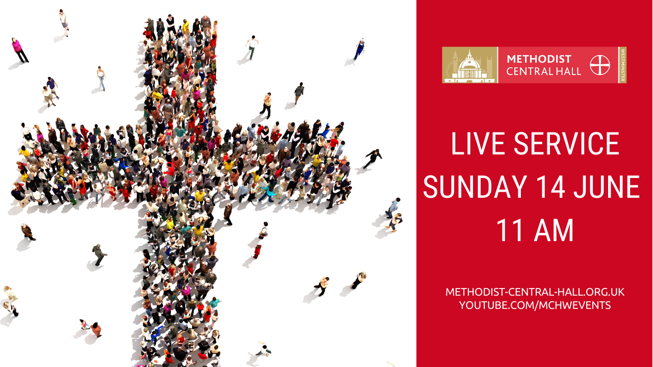 Sunday, 14th June – LIVE STREAM MORNING WORSHIP