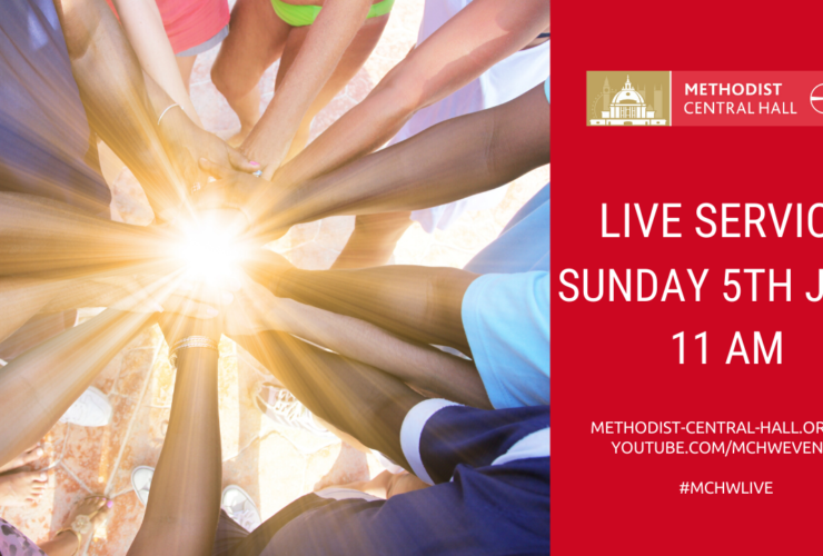 Sunday, 5th July 11am Morning Worship Service LIVE STREAM